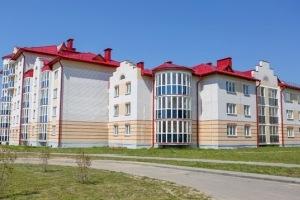 Дом для работников БелАЭС в Островце. Фото из архива