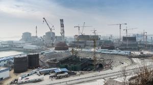 Тяньваньская АЭС. Фото atomic-energy.ru