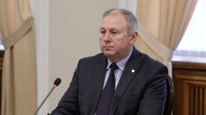 Сергей Румас во время встречи