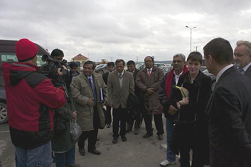 Белорусский опыт строительства АЭС заинтересовал экспертов из Бангладеш