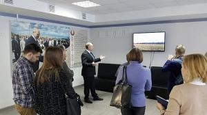 Фото инфоцентра Белорусской АЭС