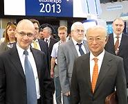 Глава МАГАТЭ заинтересовался российскими ядерными разработками<br />