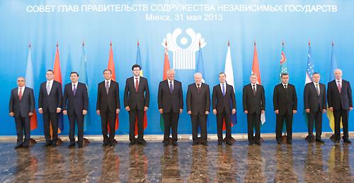 Совет глав правительств СНГ подписал соглашение о координации отношений в области использования атомной энергии в мирных целях<br />