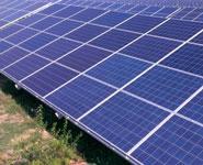 В Щучине открыли первую в Гродненской области солнечную электростанцию<br />