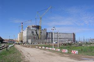"""""""Росэнергоатом"""" намерен достроить два энергоблока Балтийской АЭС<br />"""