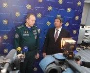 Белорусские спасатели изучают международный опыт защиты атомных электростанций