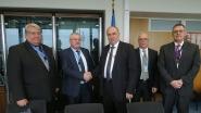 Беларусь обсуждает в МАГАТЭ подготовку к проведению оценочных миссий агентства<br />
