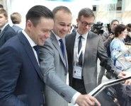 """Более 5 тыс. человек посетили международный форум """"Атомэкспо"""" в Москве"""