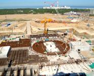 Представители БелАЭС ознакомились с передовым опытом российских атомщиков на площадке ЛАЭС-2