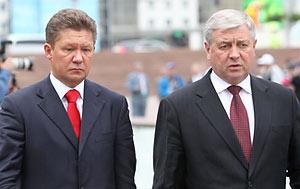 Семашко и Миллер обсудили проект Ямал-Европа-2<br />