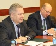 Минэнерго Беларуси предложило послу Литвы лично посетить БелАЭС и ознакомиться с реальной ситуацией