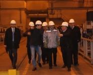 Замгендиректора МАГАТЭ ознакомился с ходом строительства Белорусской АЭС