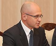 Кириенко назвал главные требования к строителям атомных объектов<br />