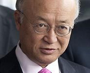 Юкия Амано утвержден в должности генерального директора МАГАТЭ на очередной срок<br />