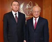 Беларусь выступает за максимально тесное взаимодействие с МАГАТЭ - Макей