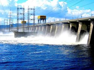 Итальянские компании планируют построить в Беларуси уникальную ГЭС<br />