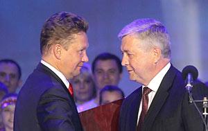 """""""Газпром"""" предложил Беларуси участвовать в прокладке газопровода по территории Сербии и Болгарии<br />"""