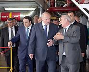 А.Лукашенко: Беларусь заинтересована в изучении опыта Армении в сфере эксплуатации АЭС<br />