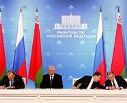 Правительства Беларуси и РФ заключили Соглашение об обмене информацией в области ядерной безопасности<br />