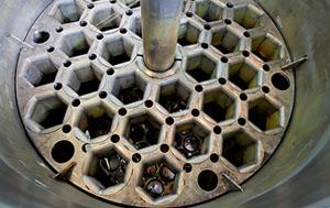 В России разработан реактор-растворитель для очистки диоксида плутония
