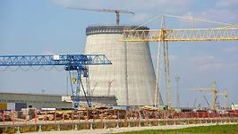 Строительство Белорусской АЭС идет по графику