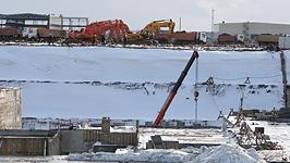 """""""Росатом"""" высоко оценивает работу белорусских строителей"""