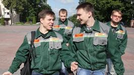 Два студенческих отряда Витебской области примут участие в возведении объектов БелАЭС