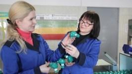 Приборы для измерения температуры на Белорусской АЭС производят в Полоцке