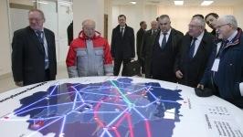 Генеральный директор МАГАТЭ посетил учебно-тренировочный центр БелАЭС