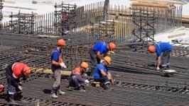 Работы по строительству Белорусской АЭС выполнены на 10%