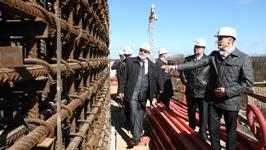 Депутаты Палаты представителей ознакомились со строительством БелАЭС