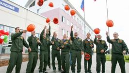 Всебелорусская молодежная стройка открылась на площадке БелАЭС