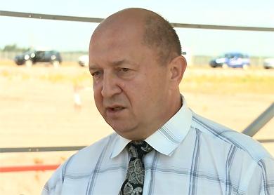 Стройплощадка будущей Белорусской АЭС является образцом для всех белорусских строителей<br />