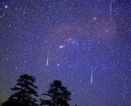 Над Землей пролетит метеорный поток Леониды