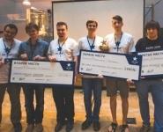 Белорусы выиграли 1 млн российских рублей за победу на чемпионате по спортивному программированию