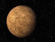 Меркурий быстро уменьшается в размерах