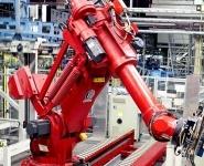 <div>На Китай приходится 25% промышленных роботов мира </div>  <div><br />  </div>