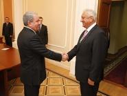 Азербайджан предлагает Беларуси развивать сотрудничество в сфере ИТ и космических технологий<br />