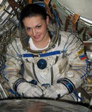Россия отправила в космос четвертую женщину-космонавта