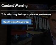 В Британии введут возрастную маркировку видео в YouTube