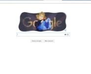Google представил doodle в честь юбилея Клавдии Шульженко