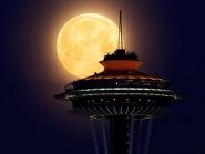 На несколько дней Луна стала ближе к Земле и светит ярче<br />
