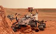 Марсоход Curiosity добрался до пункта назначения