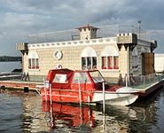 Плавающие дома появятся на озере в Березинском заповеднике<br />