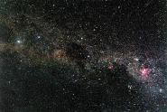 """Млечный путь будут изучать по """"сбежавшим"""" из галактики звездам"""