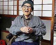 Старейший житель планеты отмечает 116-й день рождения