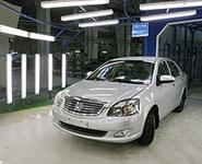 Первая партия легковых автомобилей белорусско-китайской сборки поступила в продажу в Минске