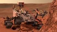 Учёные нашли оазисы на Марсе