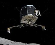 Зонд Philae обнаружил на комете органические молекулы