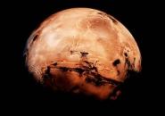 Путешествие к Марсу смертельно для человека из-за высокого уровня радиации<br />